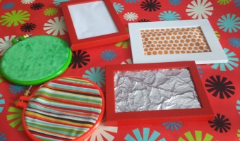 Sensory Shapes DIY