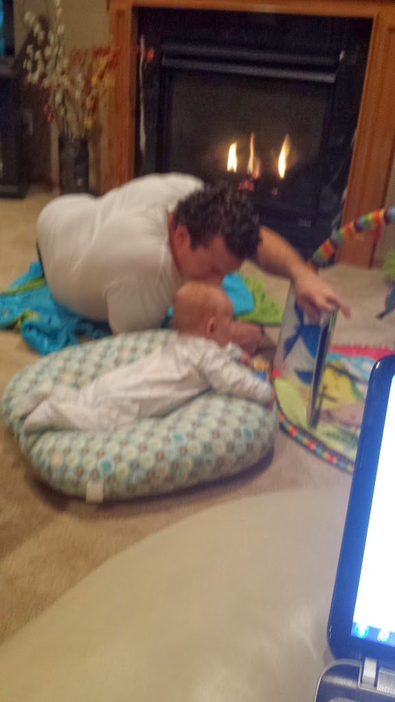 Tips For Tummy Time From A Physical Therapist Pink Oatmeal