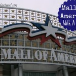 Mall of America With a Baby
