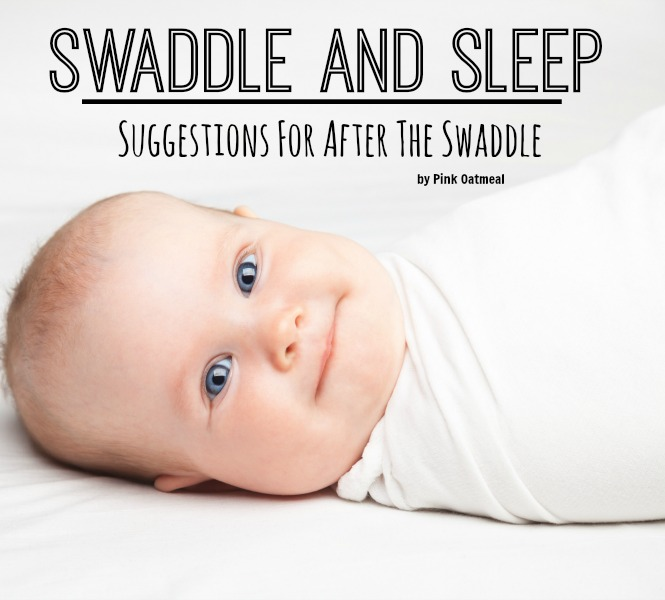 A baby tip from one mom on why she swaddles her baby boys! Suggestions on what she did when transitioning out of the swaddle!
