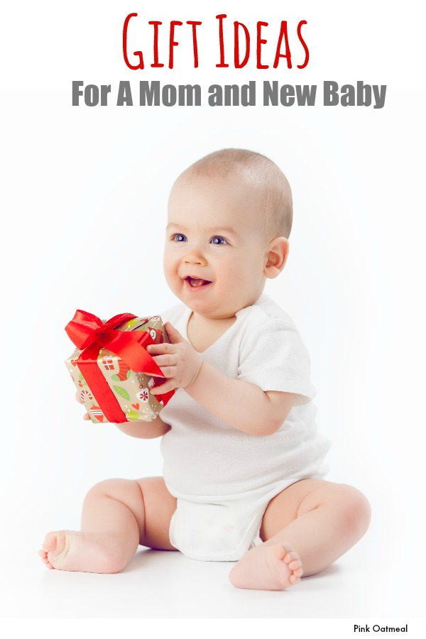 Baby Gift Ideas For Mother : Gift ideas for a new baby and mom pink oatmeal