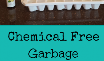 Chemical Free Garbage Disposal Cleaner