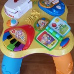 Activity Table For Baby – A Physical Therapist Favorite
