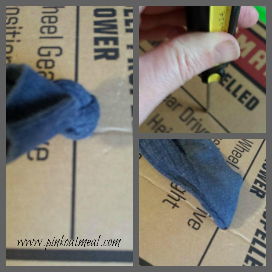 Big Sensory Box Sock