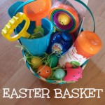 Easter Basket To Promote Motor Development