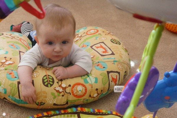 Tummy Time Baby Gym