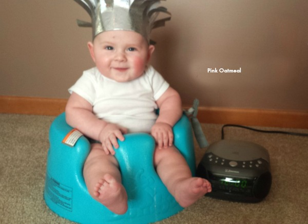 The Bumbo Seat - Good, Bad, or Both? | Pink Oatmeal