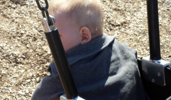5 Easy Things To Do With Your Baby At The Park