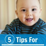 5 Tips For Promoting Pulling To Stand. I would have never thought of #3!
