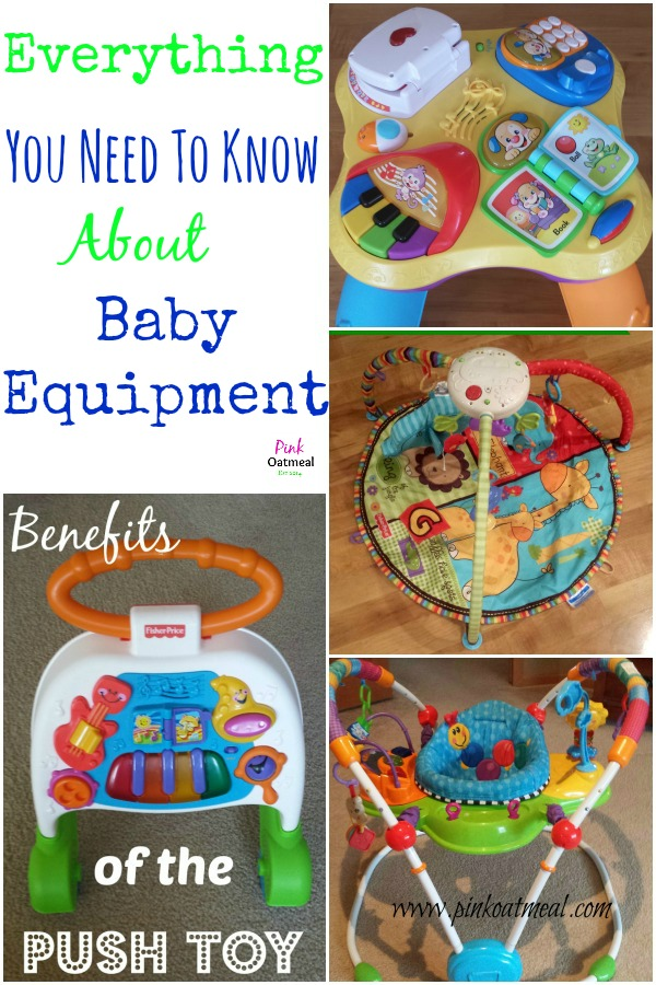 Everything You Need To Know About Baby Equipment - Pink Oatmeal