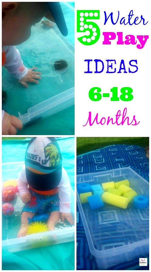 water play 6-18 months