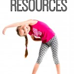 Kids Yoga Resources For Home and the Classroom