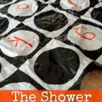 The Shower Curtain Game - Combining Motor Skills & Learning