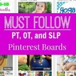 Pinterest boards must follow