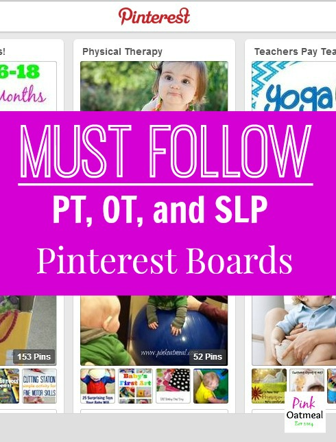 Pinterest boards must follow