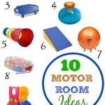 10 Motor Room Ideas - Pink Oatmeal