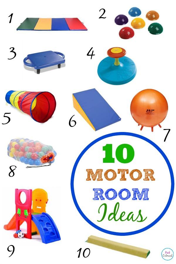 Motor Room Ideas Pink Oatmeal