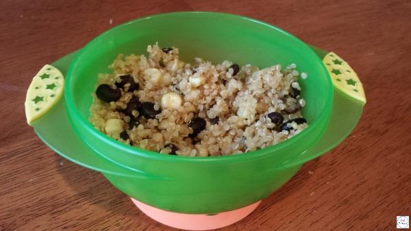 Quinoa Base - Pink Oatmeal