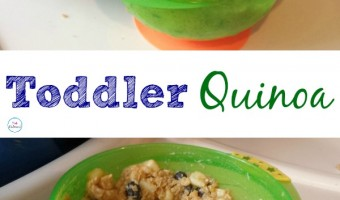 Toddler Quinoa