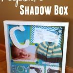 keepsake shadow box