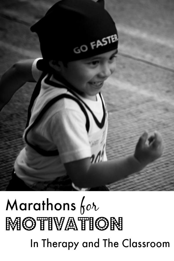 Marathons For Movement Motivation - Pink Oatmeal