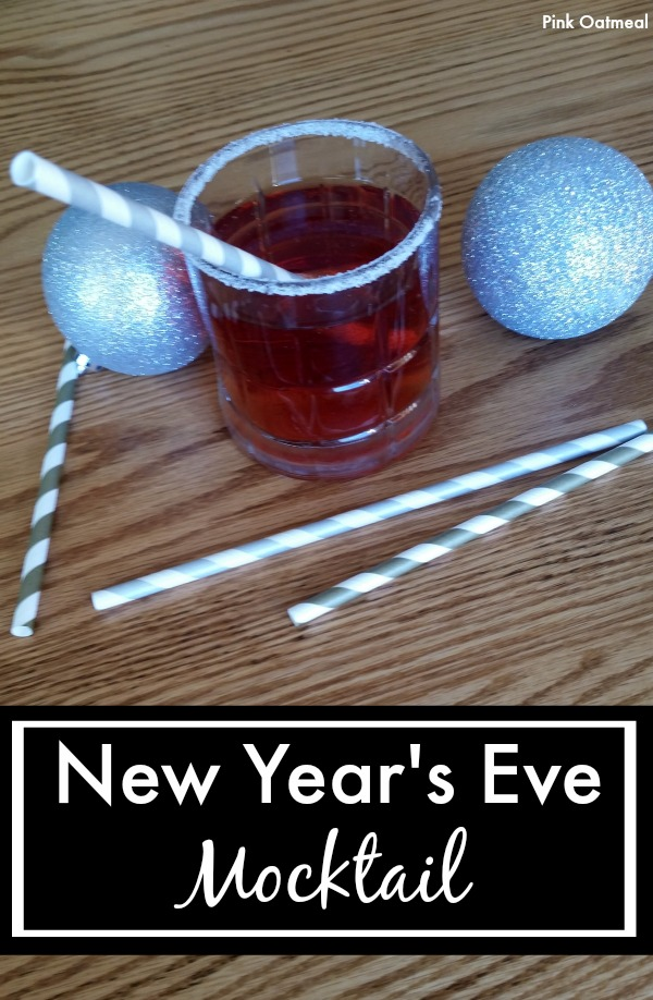 New Year's Eve Mocktail