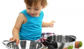 Common Household Items For Baby and Toddler Play