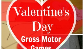 Valentine's Day Games and Brain Breaks