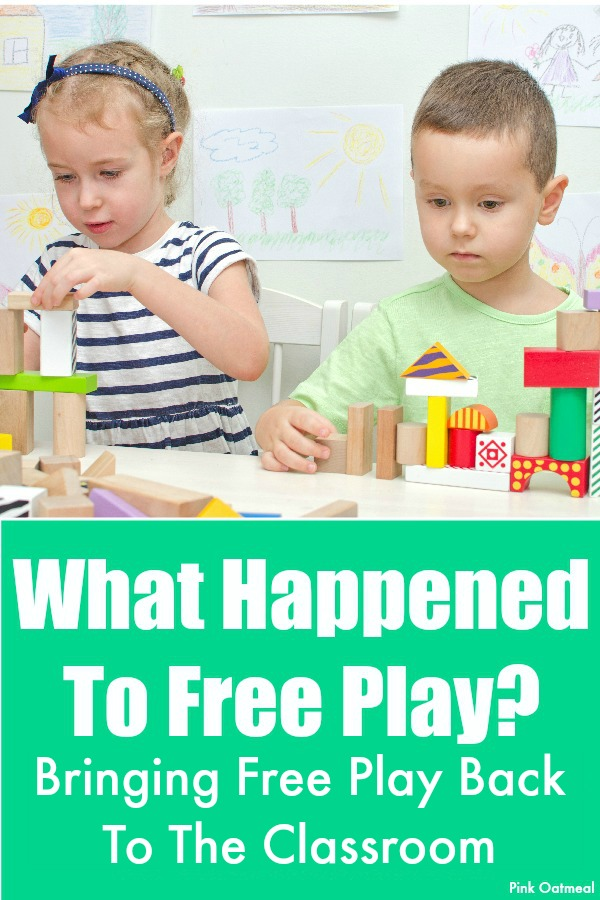 Free Play -Pink Oatmeal
