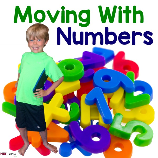 Moving With Numbers Cover