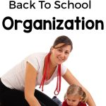 Therapist Back To School Organization Tips