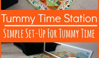 Tummy Time Station
