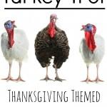 Turkey Trot- Pink Oatmeal