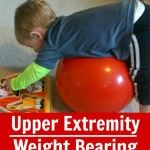 Upper Extremity Weight Bearing Tip