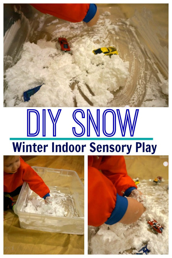 DIY Snow