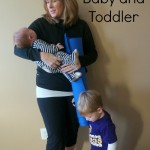 Exercise Tips With A Baby and Toddler
