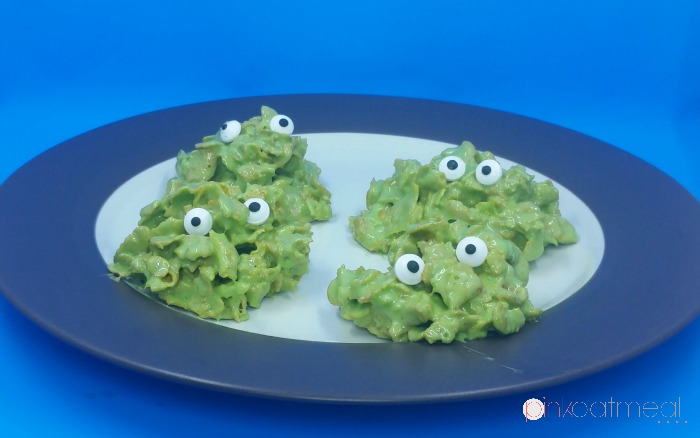 Monster Cookies - Pink Oatmeal
