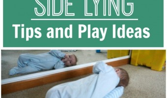 Side Lying Play Tips For Baby