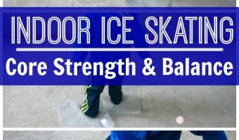 Indoor Ice Skating – Balance and Strength