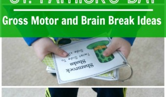 St. Patrick's Day Brain Break Ideas