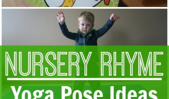 Nursery Rhyme Yoga