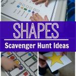 Shape Scavenger Hunt
