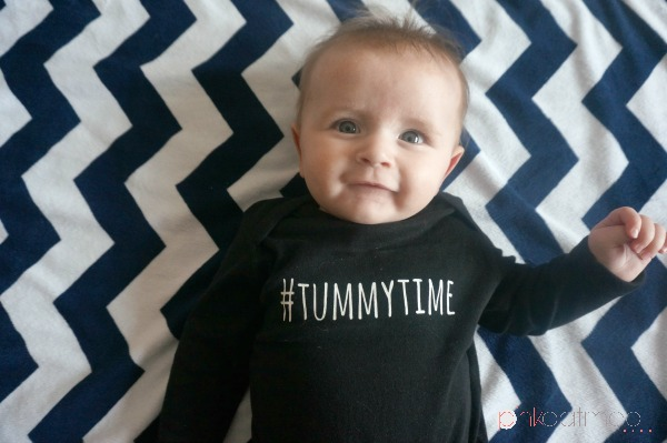 Tummy Time Shirt