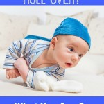 When Does A Baby Roll Over?