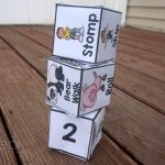 Gross Motor Dice