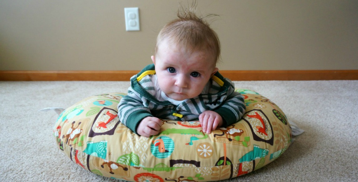 When Do I Stop Worrying About Tummy Time?