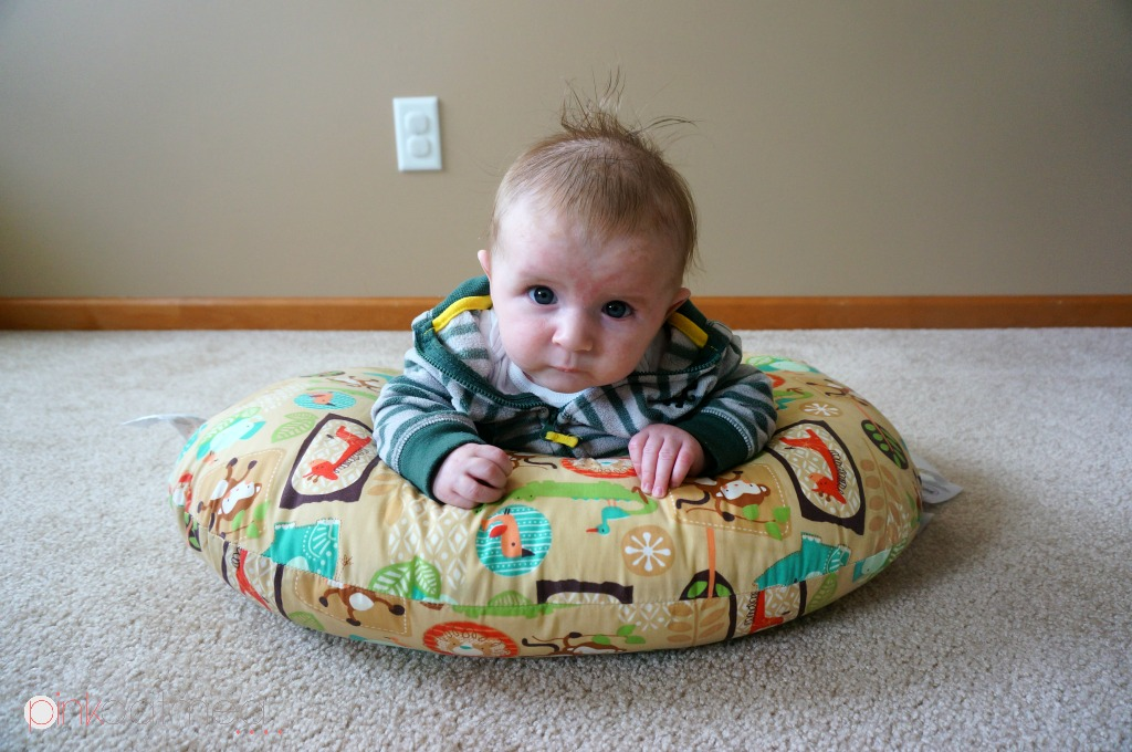 When Do I Stop Worrying About Tummy time