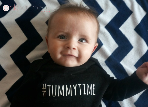 Super cute tummy time apparel and more!