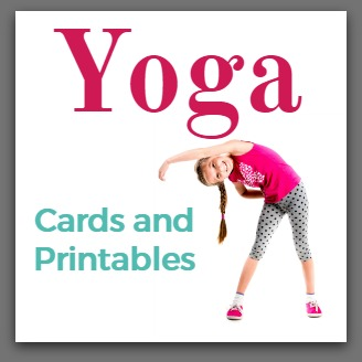 photograph regarding Yoga Poses for Kids Printable titled Animal Yoga Poses For Small children - Strategies and Themes Red Oatmeal