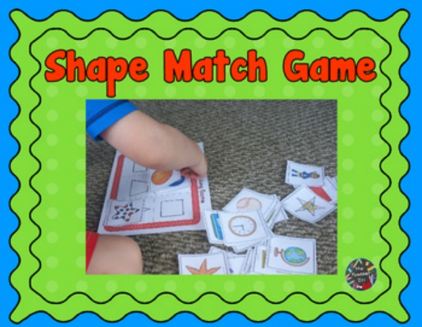 shapes game cover
